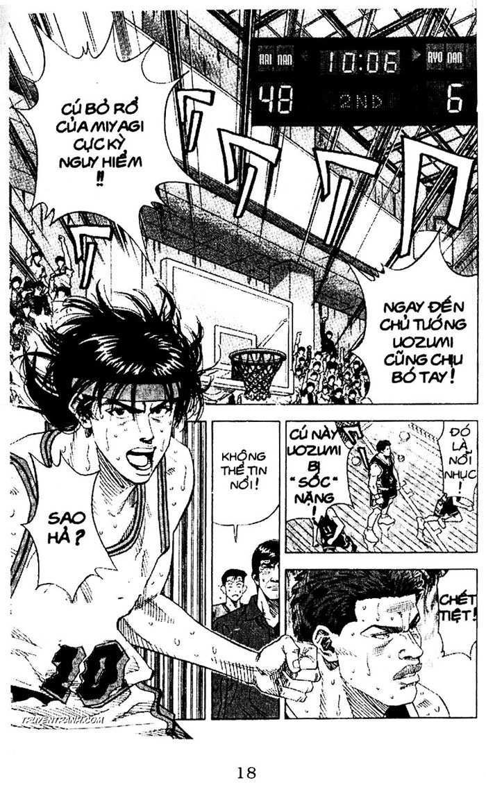 Slam Dunk chap 143 trang 2