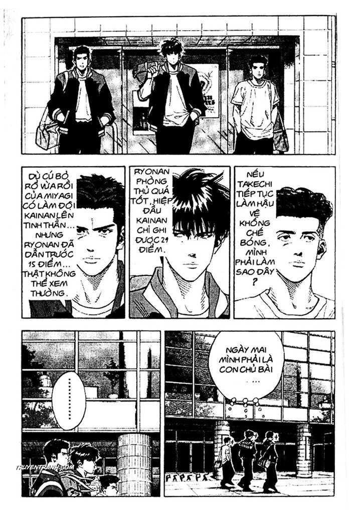 Slam Dunk chap 143 trang 4