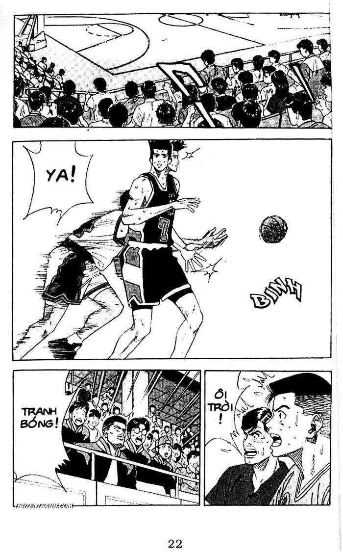 Slam Dunk chap 143 trang 6