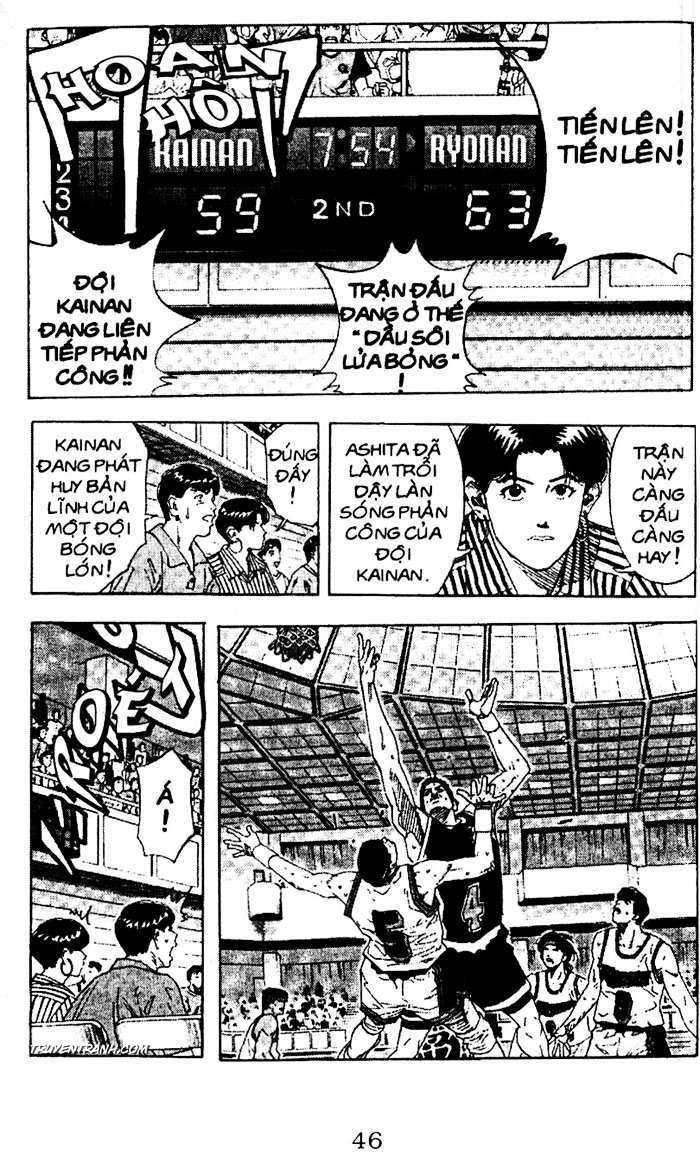 Slam Dunk chap 144 trang 10