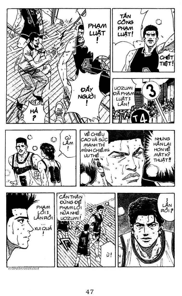 Slam Dunk chap 144 trang 11