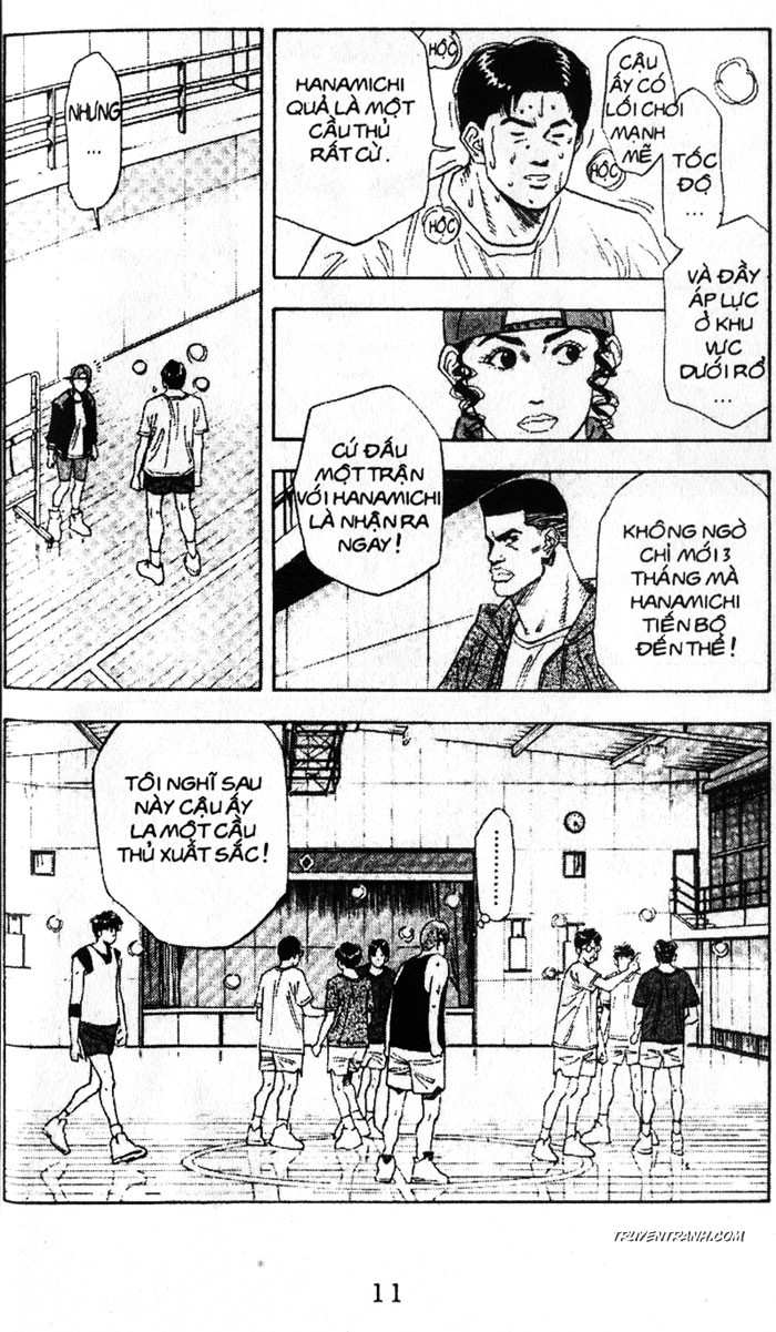 Slam Dunk chap 135 trang 4