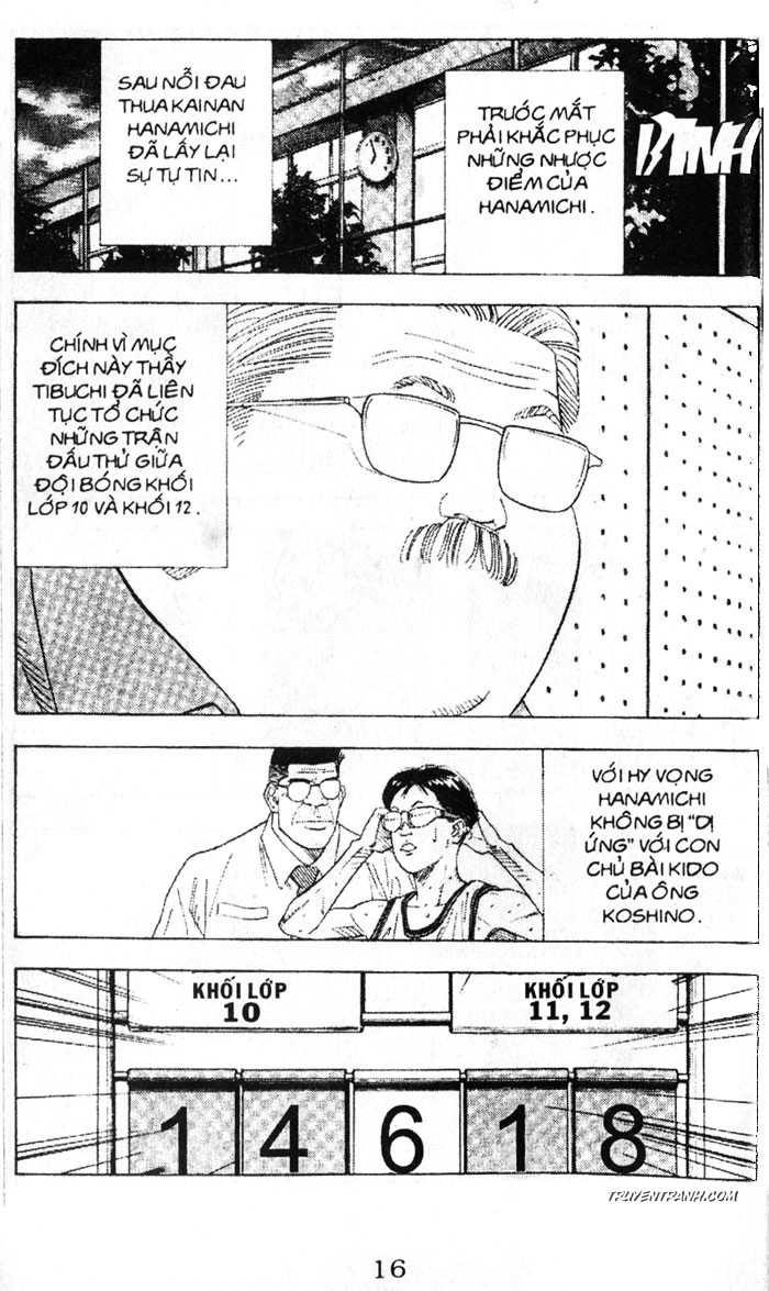 Slam Dunk chap 135 trang 9