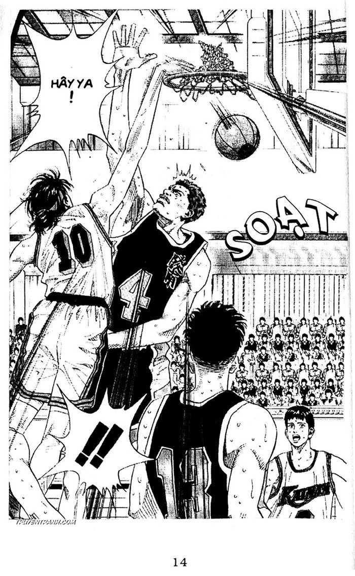 Slam Dunk chap 142 trang 19