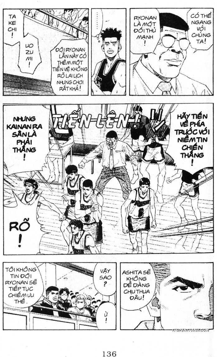 Slam Dunk chap 141 trang 13