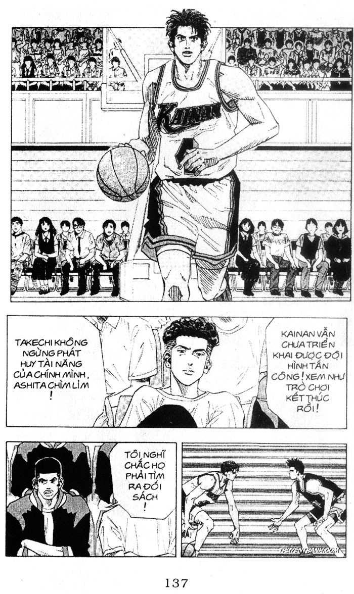Slam Dunk chap 141 trang 14