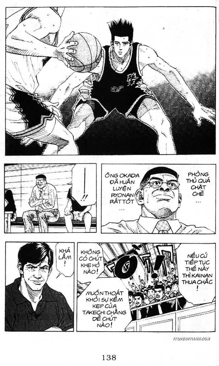 Slam Dunk chap 141 trang 15