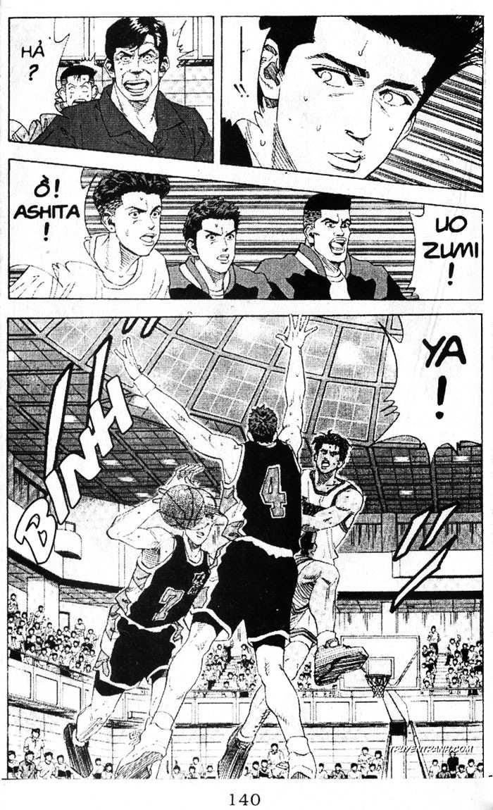 Slam Dunk chap 141 trang 17
