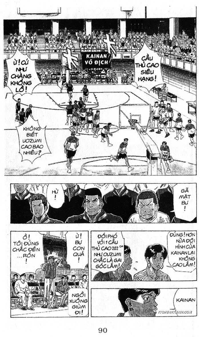 Slam Dunk chap 139 trang 5