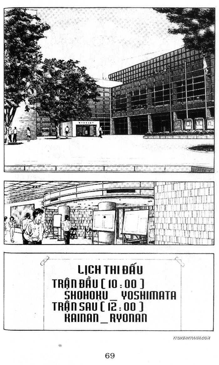 Slam Dunk chap 138 trang 4