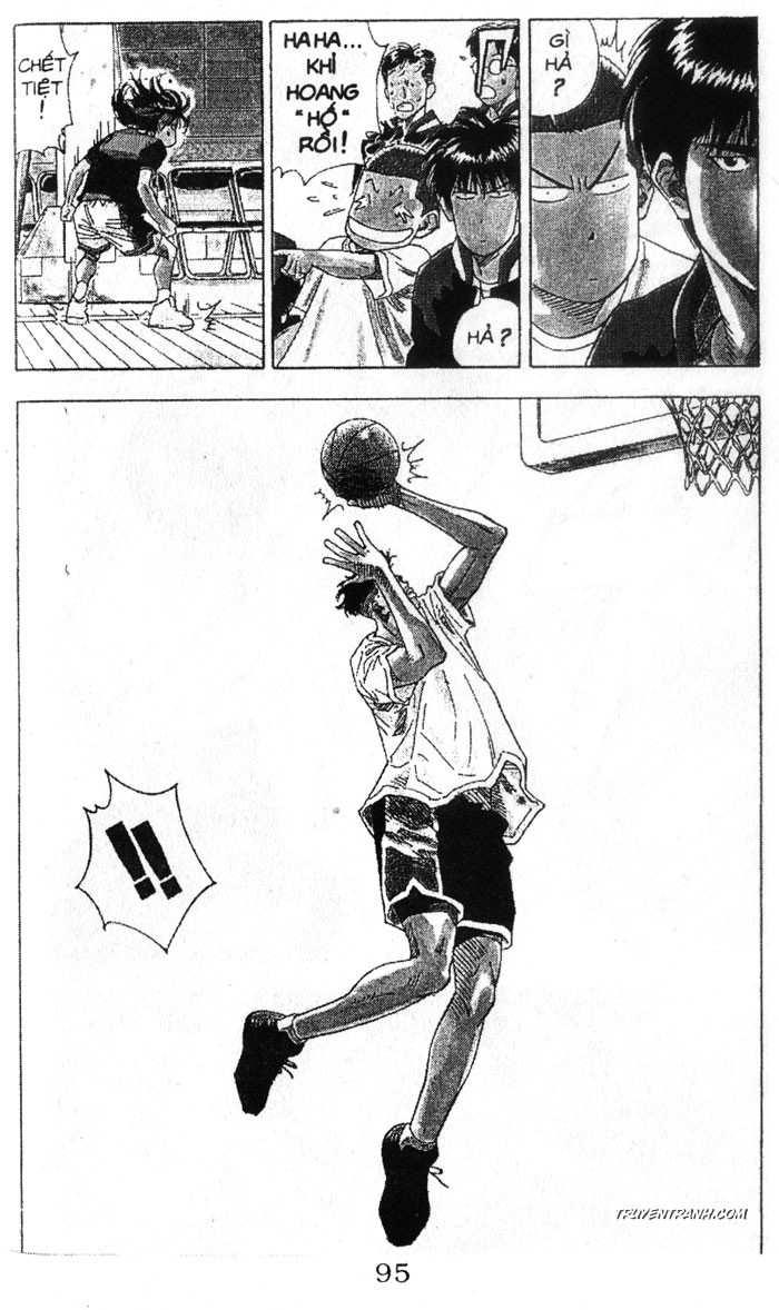 Slam Dunk chap 139 trang 10
