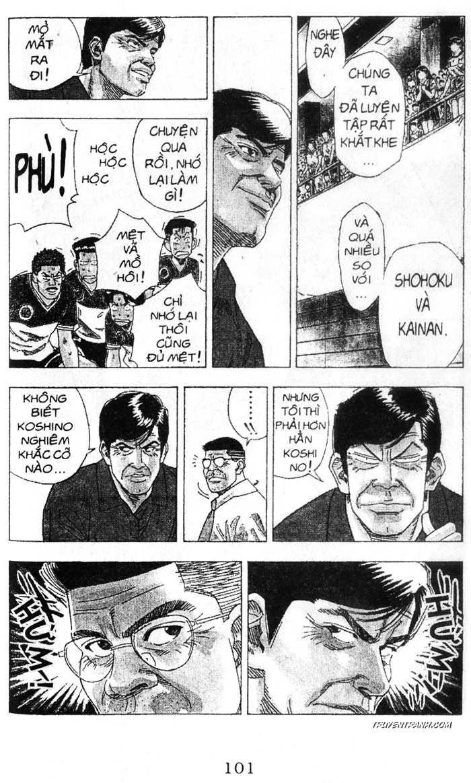 Slam Dunk chap 139 trang 16