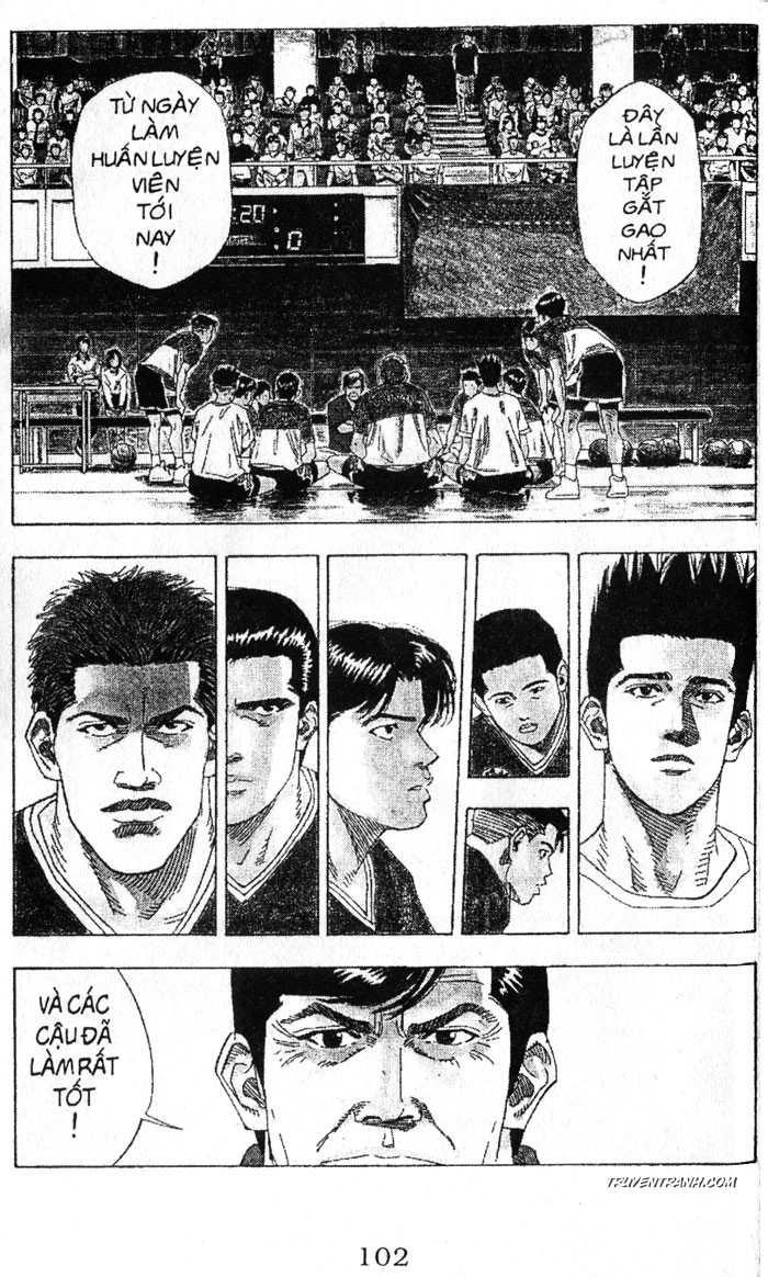 Slam Dunk chap 139 trang 17
