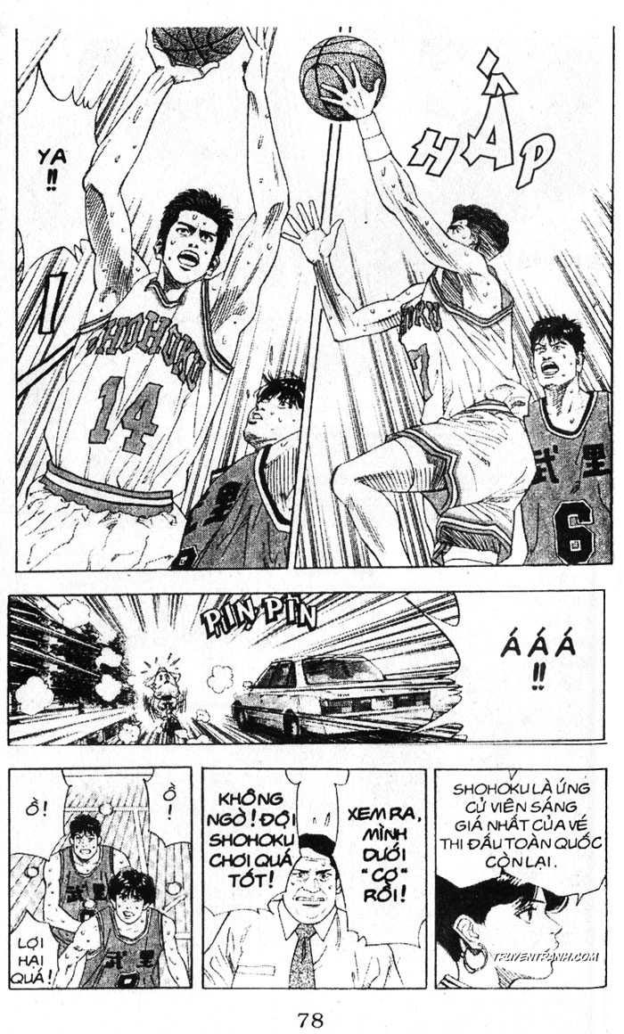 Slam Dunk chap 138 trang 13
