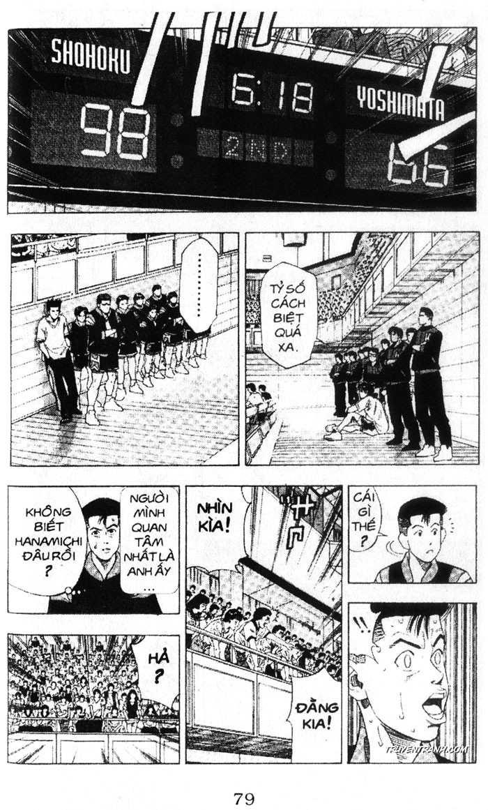 Slam Dunk chap 138 trang 14