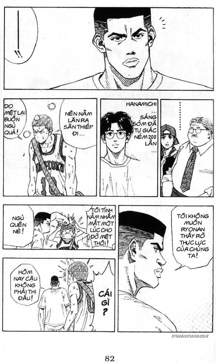 Slam Dunk chap 138 trang 17