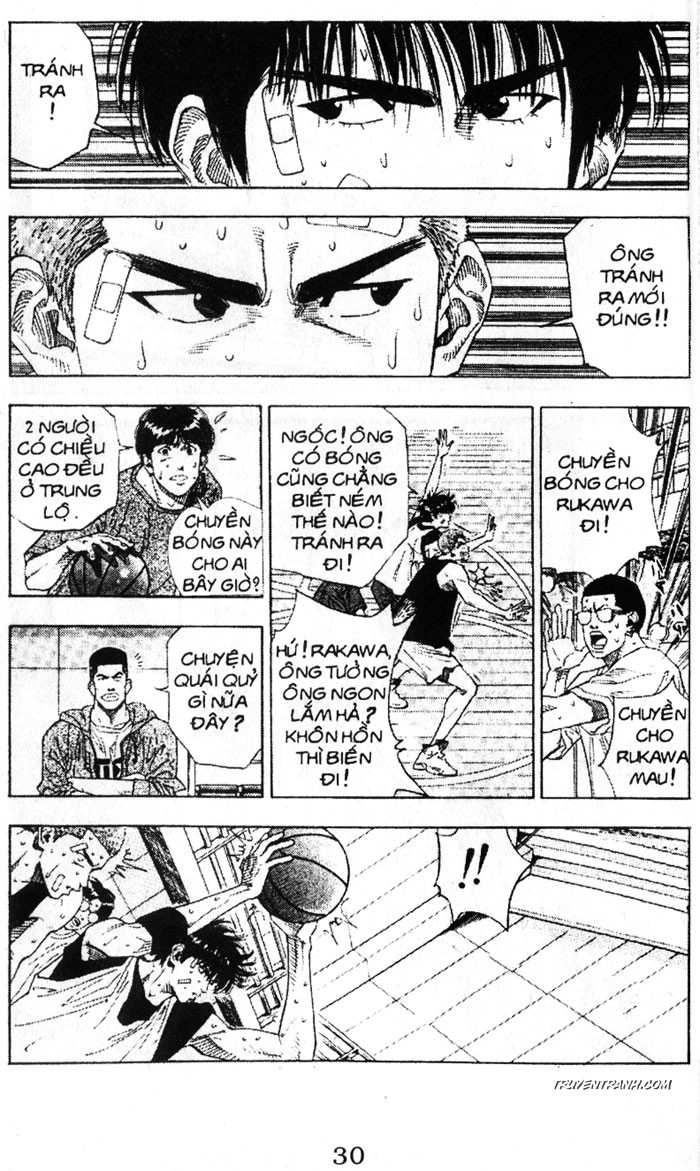 Slam Dunk chap 136 trang 3