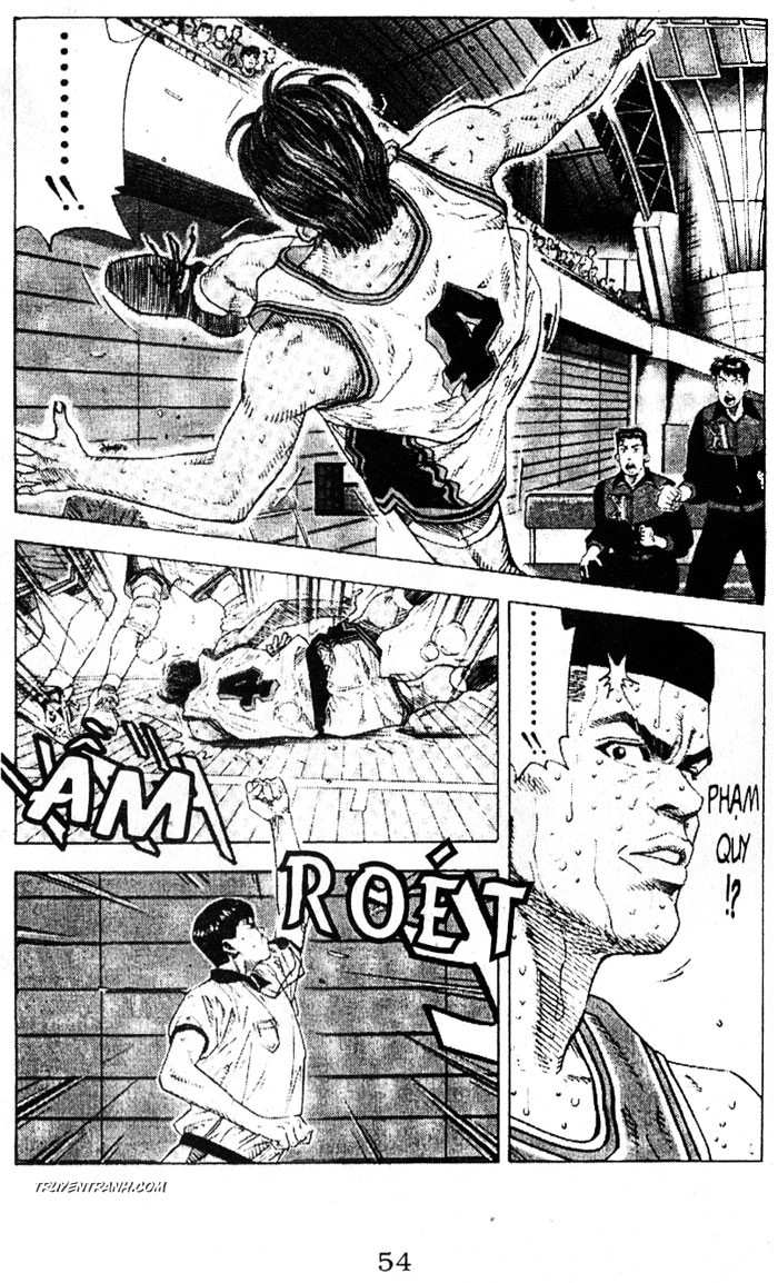 Slam Dunk chap 129 trang 17
