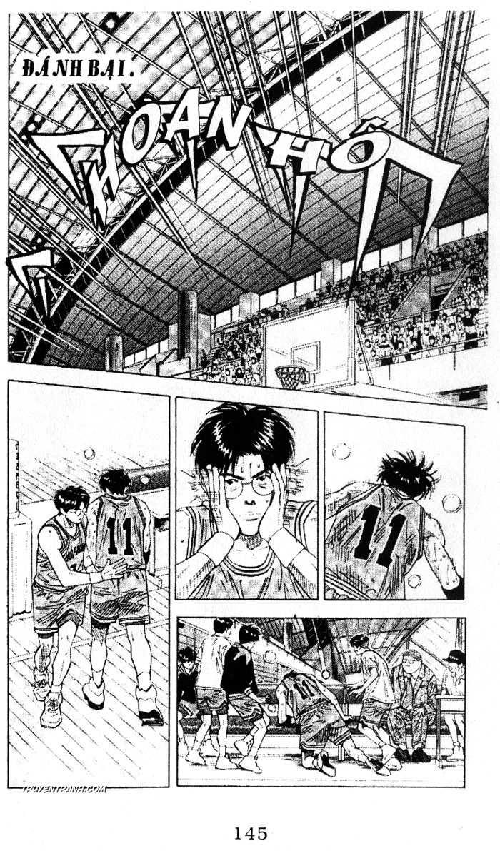 Slam Dunk chap 127 trang 2
