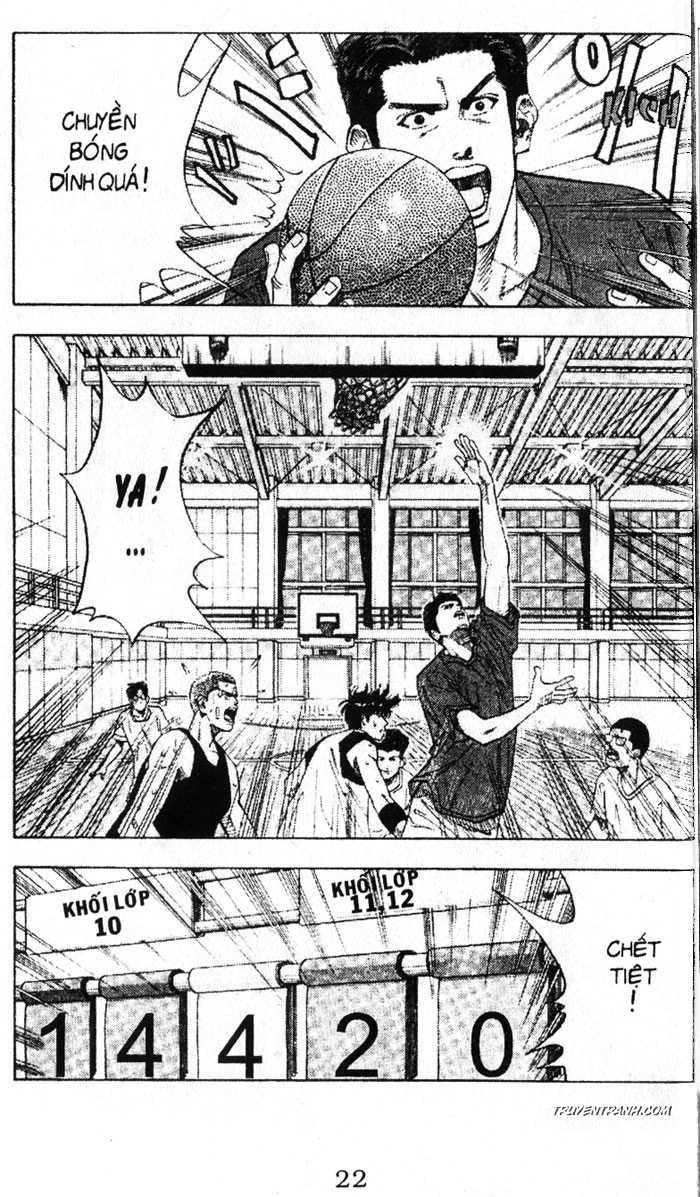 Slam Dunk chap 135 trang 15