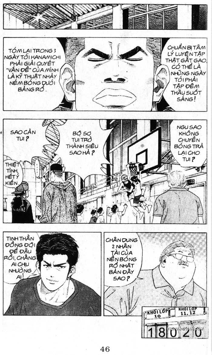 Slam Dunk chap 136 trang 19
