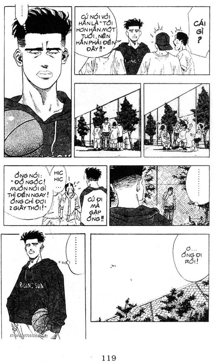 Slam Dunk chap 133 trang 4