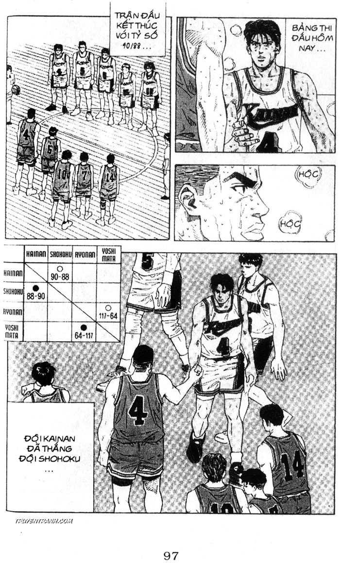 Slam Dunk chap 132 trang 2
