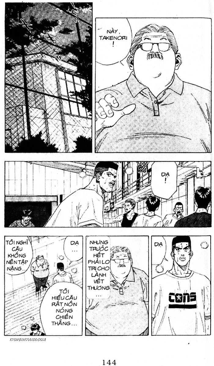 Slam Dunk chap 134 trang 9