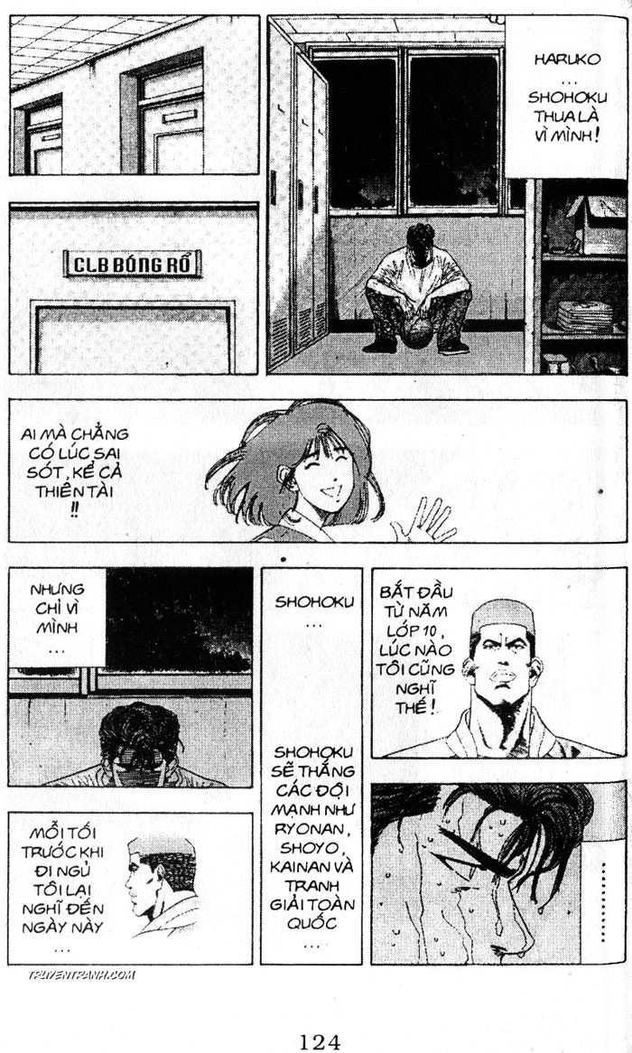 Slam Dunk chap 133 trang 9