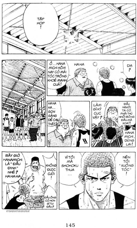 Slam Dunk chap 134 trang 10