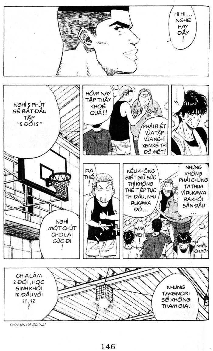 Slam Dunk chap 134 trang 11