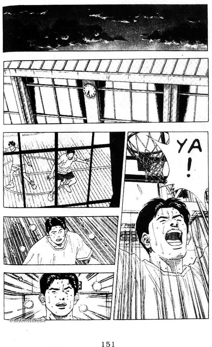 Slam Dunk chap 134 trang 16