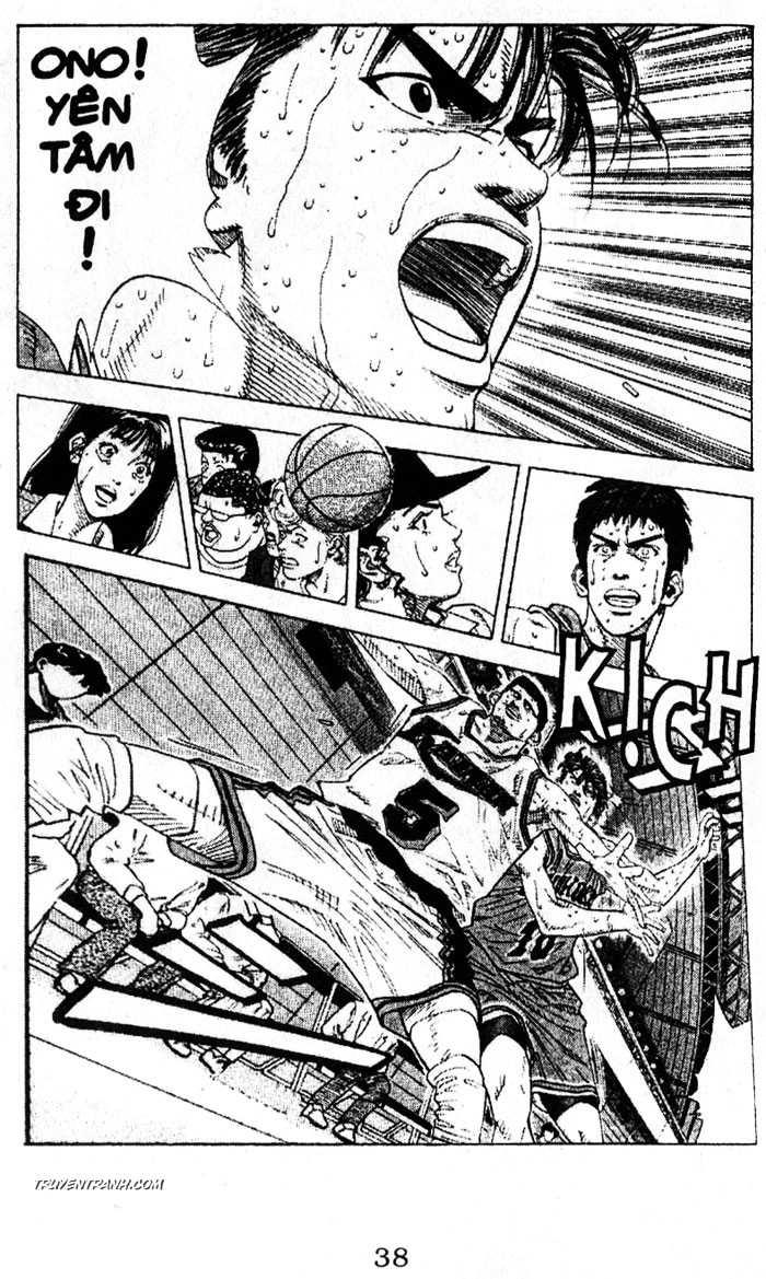 Slam Dunk chap 129 trang 3