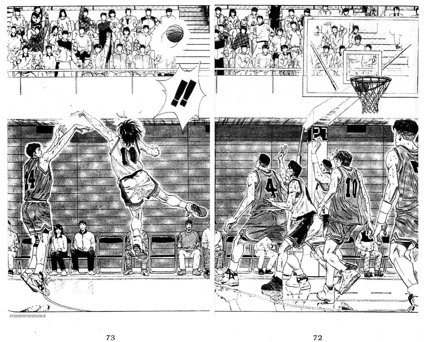 Slam Dunk chap 130 trang 17