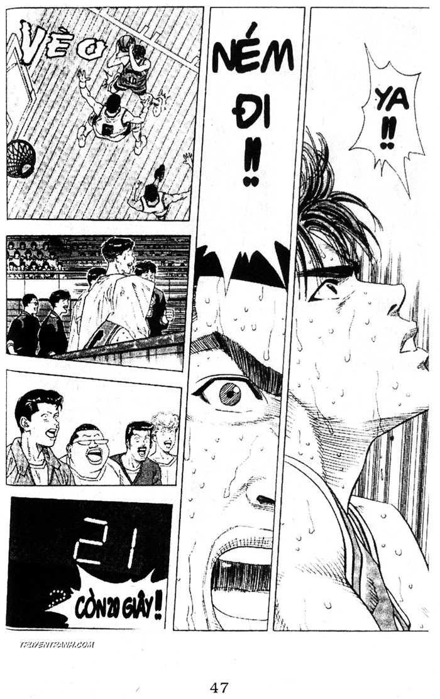 Slam Dunk chap 129 trang 12