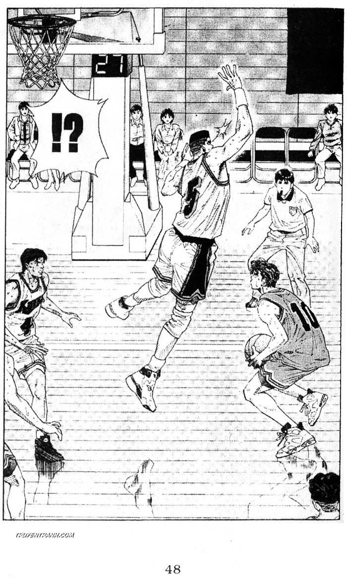 Slam Dunk chap 129 trang 13