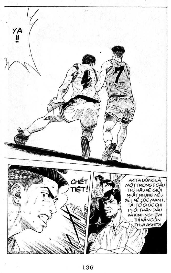 Slam Dunk chap 119 trang 1