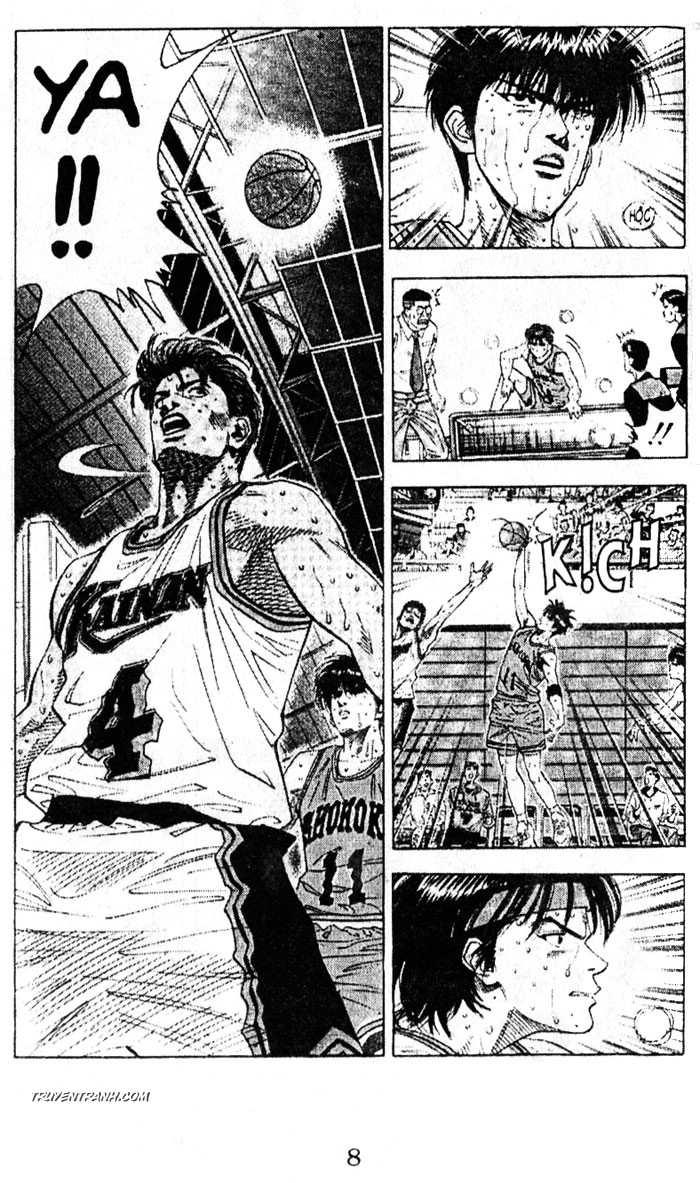 Slam Dunk chap 127 trang 12