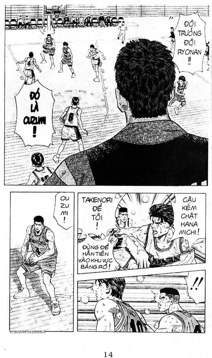 Slam Dunk chap 127 trang 18