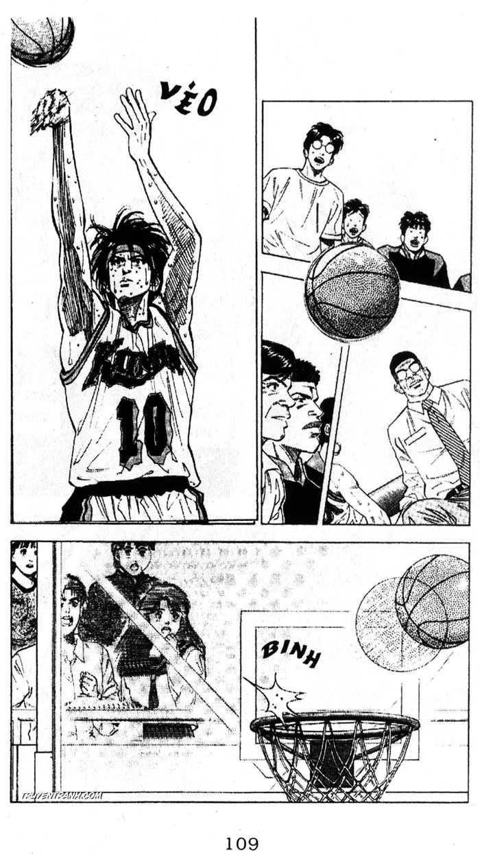 Slam Dunk chap 125 trang 6