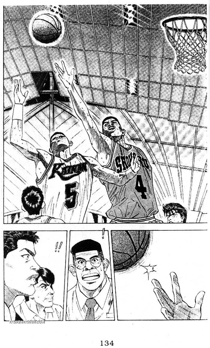 Slam Dunk chap 126 trang 11