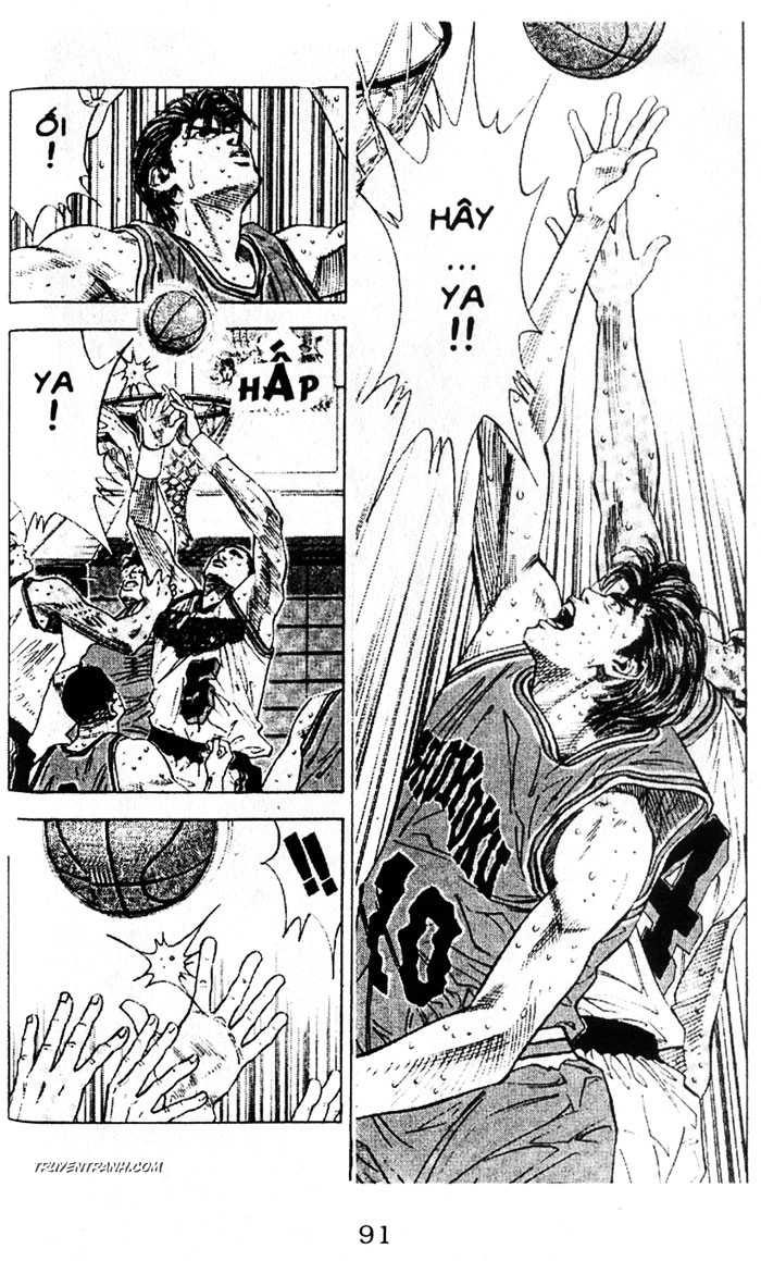 Slam Dunk chap 124 trang 6