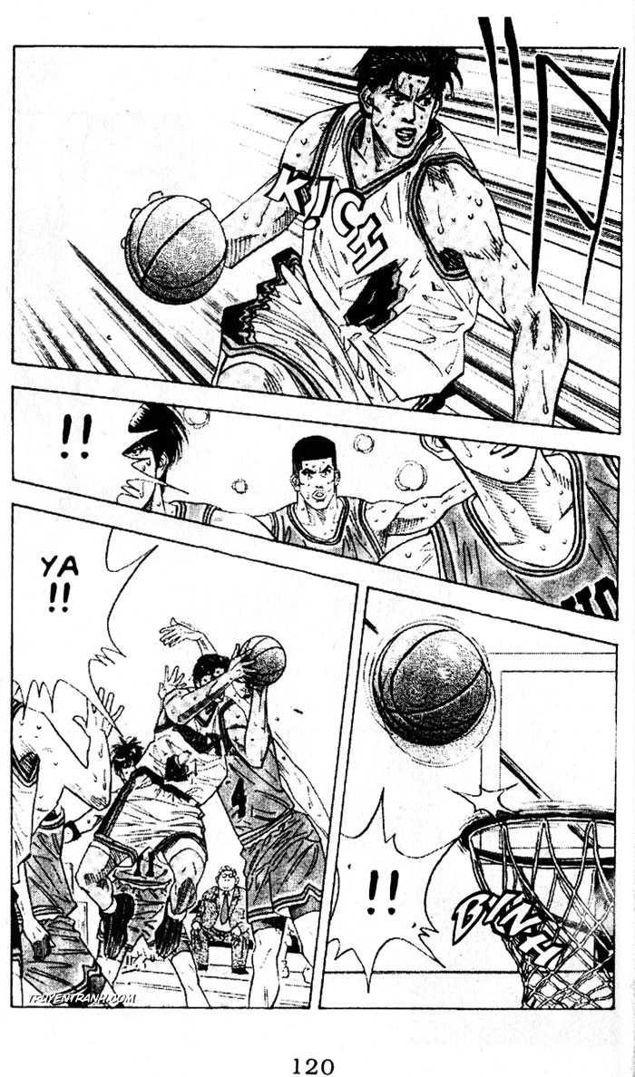 Slam Dunk chap 125 trang 17