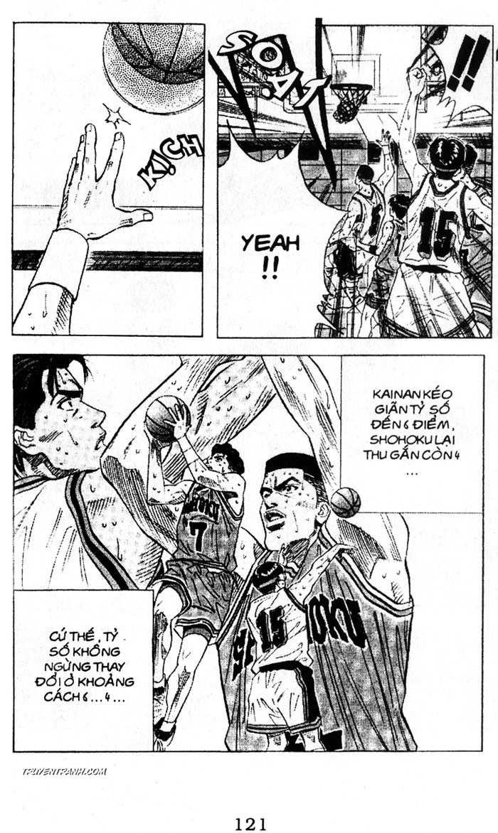 Slam Dunk chap 125 trang 18