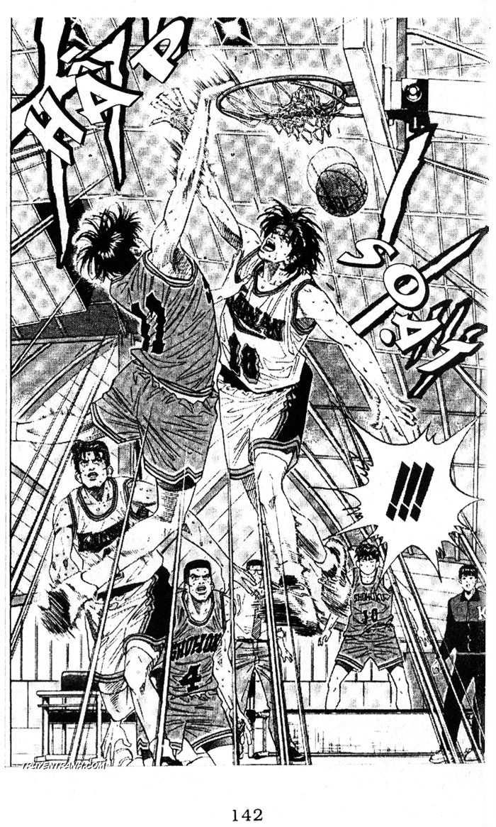 Slam Dunk chap 126 trang 19