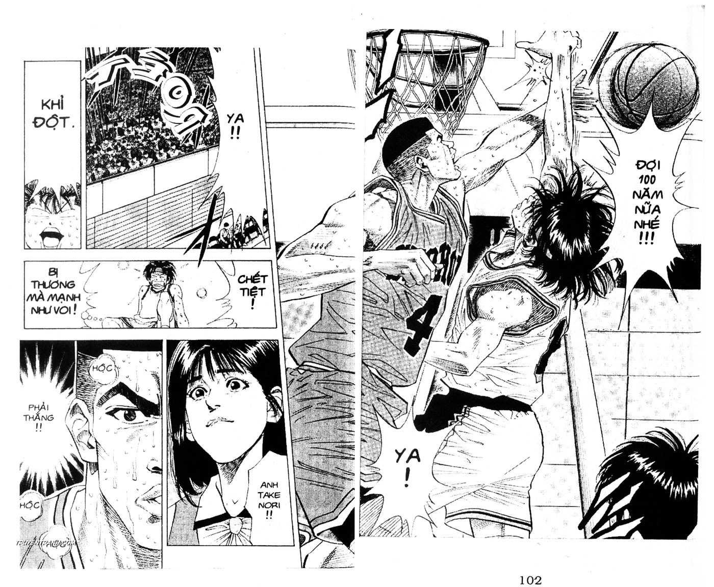 Slam Dunk chap 124 trang 17
