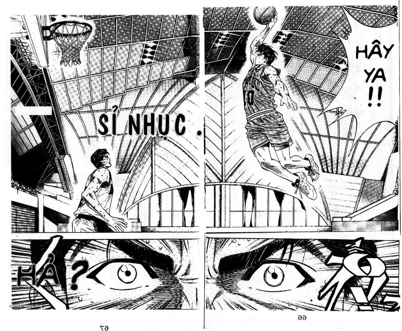 Slam Dunk chap 123 trang 1
