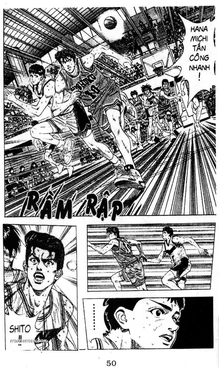 Slam Dunk chap 122 trang 5