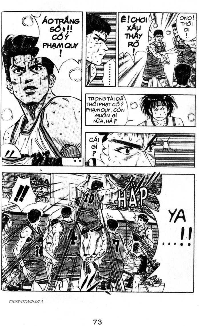 Slam Dunk chap 123 trang 6
