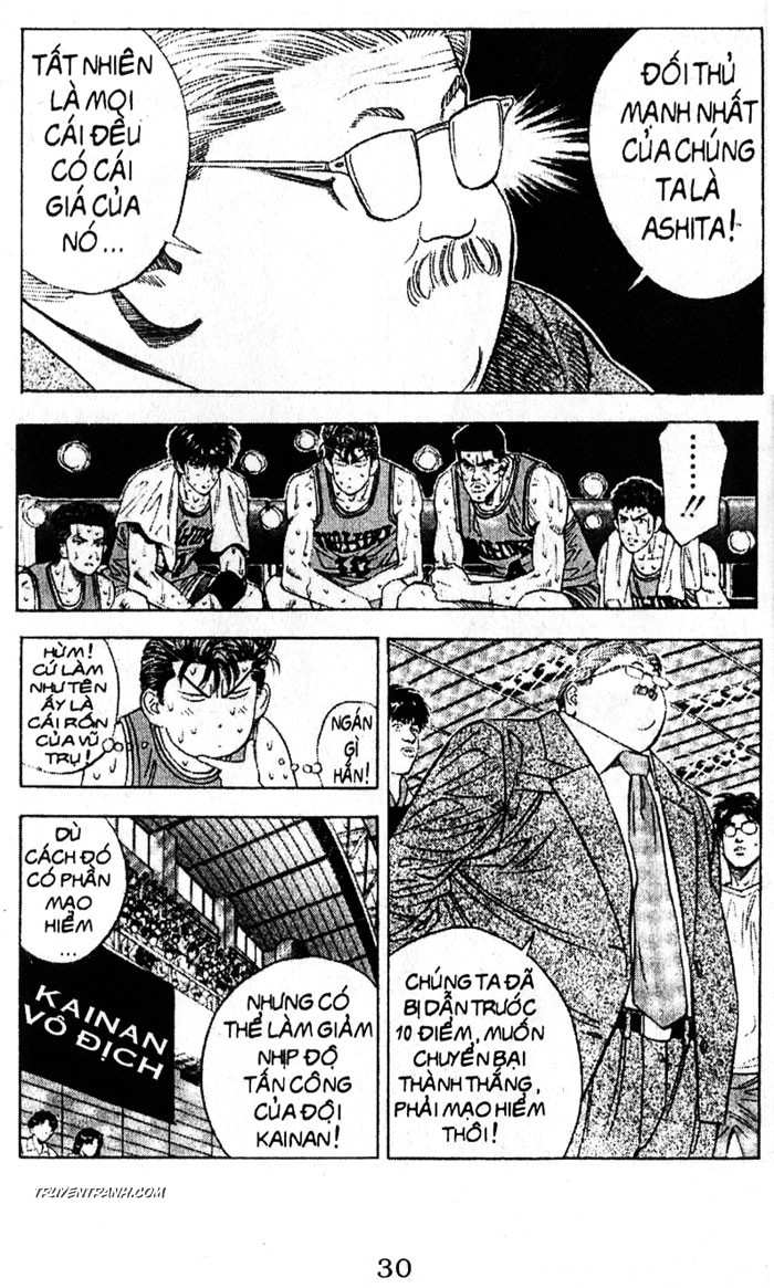 Slam Dunk chap 121 trang 5